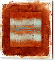 Southwest Sunset 1 Acrylic Print