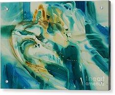 Souvenir D'afrique Acrylic Print
