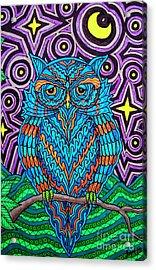 Mr. Owl  Acrylic Print