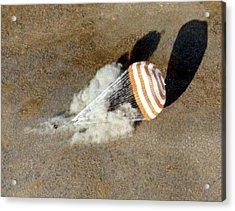 Soyuz 29 Landing Acrylic Print