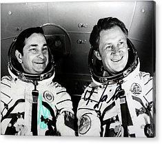 Soyuz 31 Crew Acrylic Print