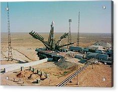 Soyuz-fregat Rocket Acrylic Print