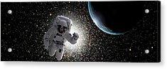 Space Walk No.7 Acrylic Print