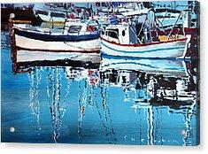 Spain Series 04 Cadaques Portlligat Acrylic Print
