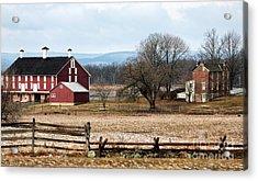 Spangler's Farm Acrylic Print