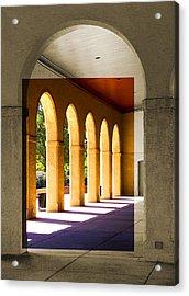 Spanish Arches Acrylic Print