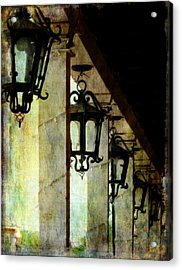 Spanish Lights Acrylic Print