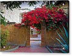 Spanish Mission Acrylic Print