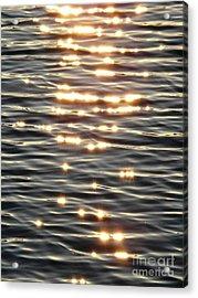Sparkles Of Hope Acrylic Print