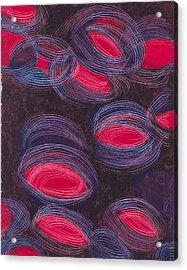 Sparkling Reflections Acrylic Print