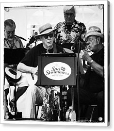 #spastrummers #band #ukulele #stummers Acrylic Print