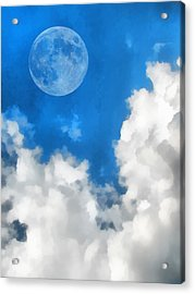 Speak To The Sky Acrylic Print