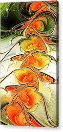 Special Acrylic Print by Anastasiya Malakhova