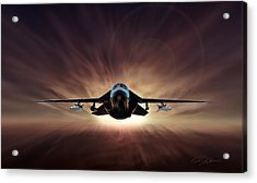 Special Delivery F-111 Acrylic Print
