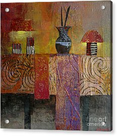 Special Occasion Acrylic Print by Melody Cleary