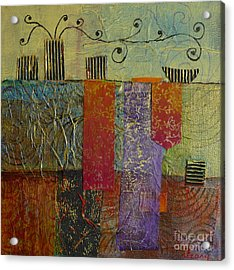 Special Occasion No. 2 Acrylic Print by Melody Cleary