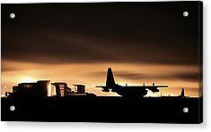Special Operations Command Acrylic Print