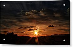 Spectacle In The Sky Acrylic Print