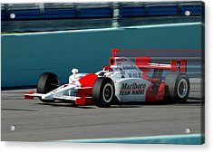 Speed Indy Acrylic Print