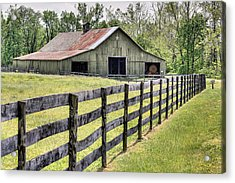 Sperryville  Acrylic Print by JC Findley