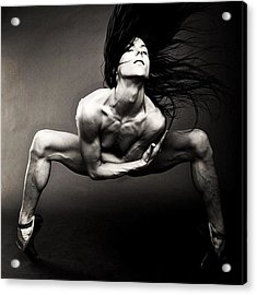 Spider  Giulia Piolanti  Photo By Acrylic Print