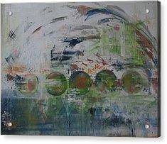 Spin The Earth Acrylic Print