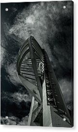 Spinnaker Tower Portsmouth Uk Acrylic Print