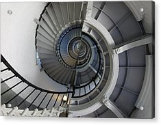 Acrylic Print featuring the photograph Spiral by Laurie Perry