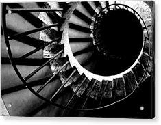 Spiral Staircase Acrylic Print by Fabrizio Troiani