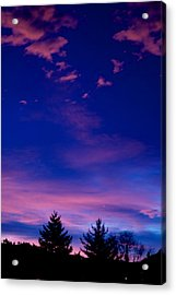 Spirit Above Acrylic Print by Kevin Bone