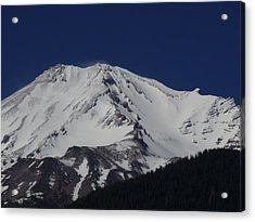 Spirit Mountain Acrylic Print by Condor
