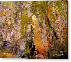 Acrylic Print featuring the painting Spirit by Nancy Kane Chapman