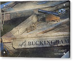 Acrylic Print featuring the photograph Spirit Of Buckingham by Pete Hellmann