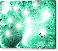 Spirit Of Creation Acrylic Print
