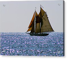 Spirit Of Massachusetts Acrylic Print