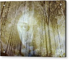 Spirit Of The Forest Acrylic Print