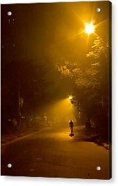 Spirit Of The Night Acrylic Print