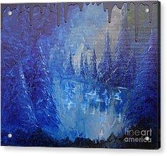 Spirit Pond Acrylic Print