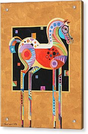 Spirit Stallion II Acrylic Print by Bob Coonts