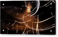 Spirits Acrylic Print by Gerlinde Keating - Galleria GK Keating Associates Inc