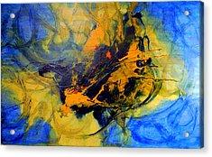 Spiritual Freedom Acrylic Print by Lalo Gutierrez