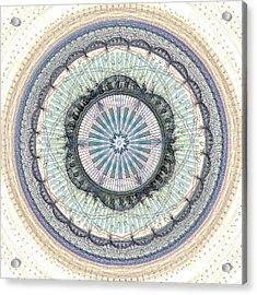 Spiritual Growth Acrylic Print