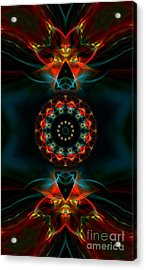 Spiritual Magic Acrylic Print