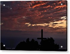 Acrylic Print featuring the photograph Spiritual Retreat by Michael Gordon