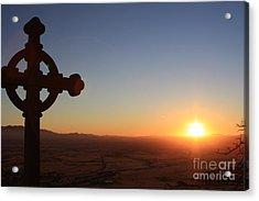 Spiritual Sunrise Acrylic Print