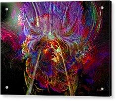 Spiritual Transcendence Acrylic Print