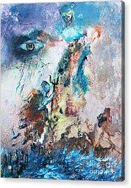 Spiritual Warfare Acrylic Print