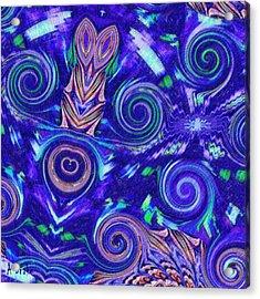 Spiritual Waters Acrylic Print