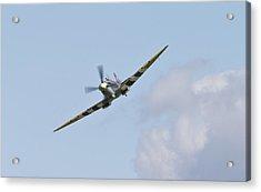 Spitfire Acrylic Print
