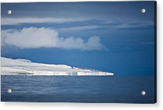 Spitsbergen Island, Svalbard, Norway Acrylic Print by Panoramic Images